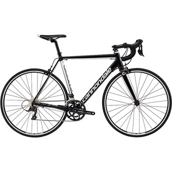 Cannondale CAAD Optimo Sora Jet Black with Magnesium White, Gloss