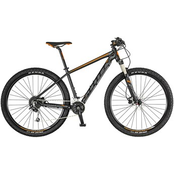 Scott Aspect 730 Black/Orange