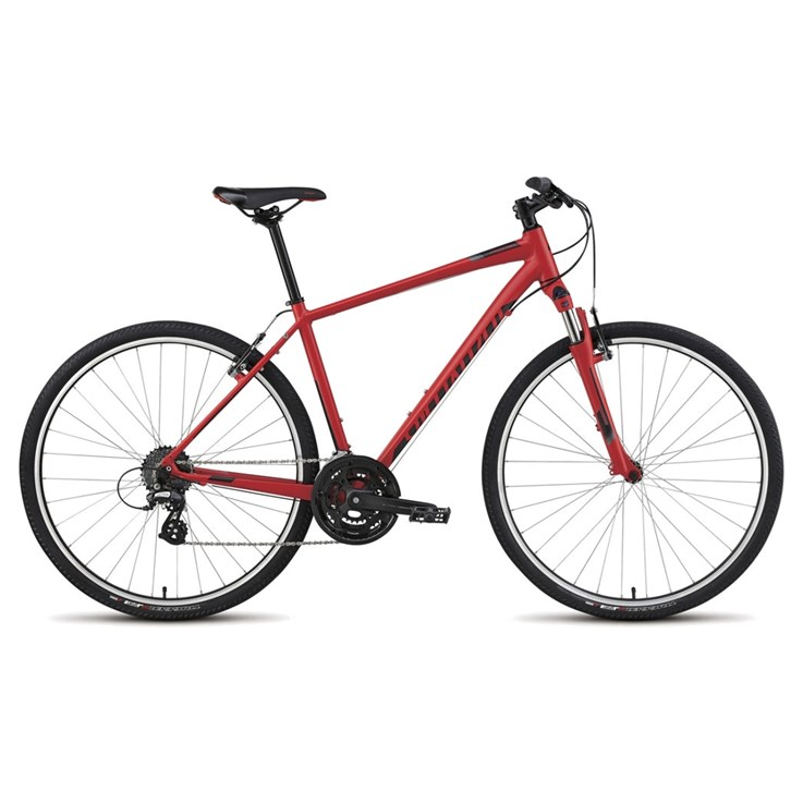 Specialized Crosstrail Red/Black/Charcoal