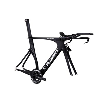 Specialized S-Works Shiv TT Double Module (Rampaket) Carbon/White