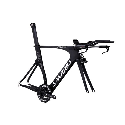 Specialized S-Works Shiv TT Double Module (Rampaket) Carbon/White 2015