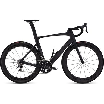 Specialized Venge Pro Vias Satin Black/Carbon/Clean