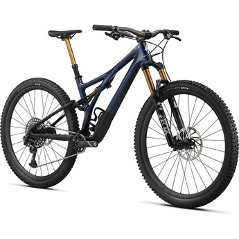 Specialized Stumpjumper Pro Gloss Cast Blue Metallic/Ice Blue /Carbon 2021