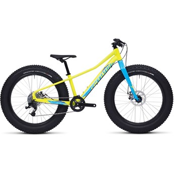 Specialized Fatboy 24 Gloss Hyper/Cyan/Royal Blue