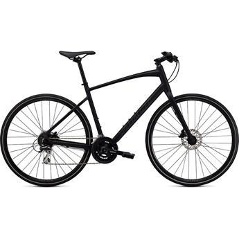 Specialized Sirrus 2.0 Satin Cast Black/Black/Black Reflective