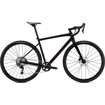 Specialized Diverge E5 Comp Gloss Tarmac Black/Satin Maroon/Chrome/Clean