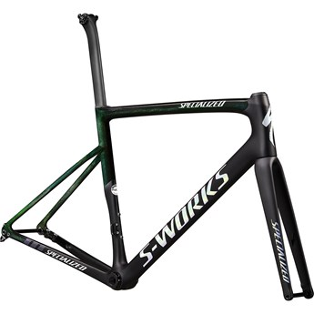 Specialized Tarmac SL6 S-Works Disc Frameset Sagan Coll Decon Black