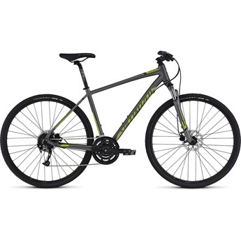 Specialized Crosstrail Sport Disc Charcoal/Hyper/Black