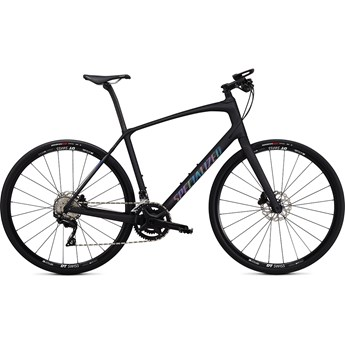 Specialized Sirrus 6.0 Satin Carbon/Black Rainbow Reflective