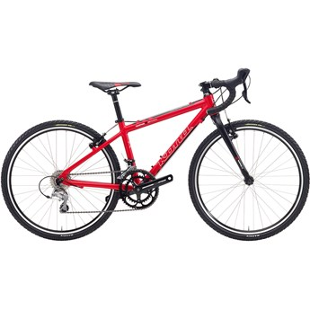 Kona Jake 2-4 White/Black On Matt Rad Red