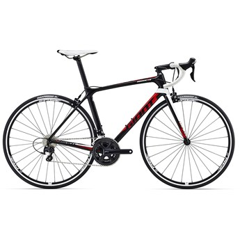 Giant TCR Advanced 2 Comp/Red/White 2016