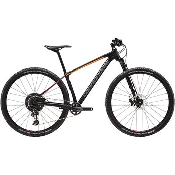 Cannondale F-Si Womens Carbon 2 Svart 2019