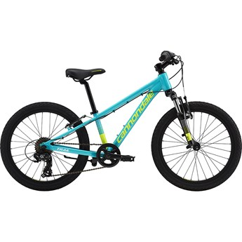 Cannondale 20 Trail Girls Turkos
