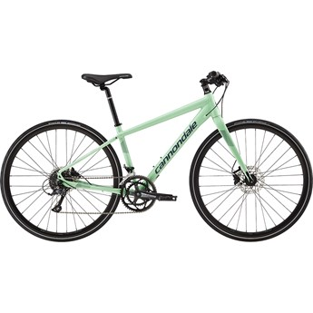 Cannondale Quick Disc Womens 3 Grön 2019