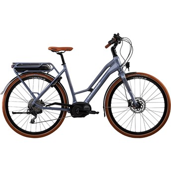 Cannondale Mavaro Active 3 Womens Satin Blue Steel with Fine Silver and Charcoal Grey