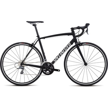 Specialized Allez E5 Satin Black/White