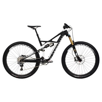 Specialized S-Works Enduro FSR Carbon SE 29 Materialfärg/Vit