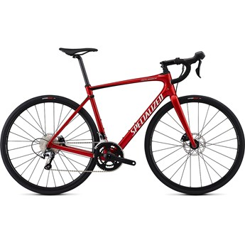 Specialized Roubaix Hydro Gloss/Candy Red/Tarmac Black/Metallic White Silver 2019
