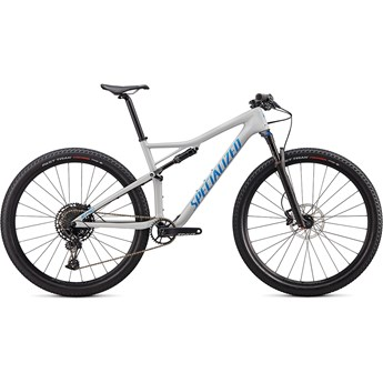 Specialized Epic Comp Carbon 29 Gloss Dove Grey Blue Ghost Pearl/Pro Blue