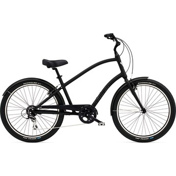 Electra Townie Balloon 8D Men's Matte Black