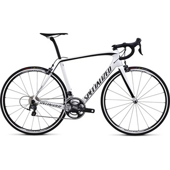 Specialized Tarmac Expert Gloss Metallic White/Tarmac Black