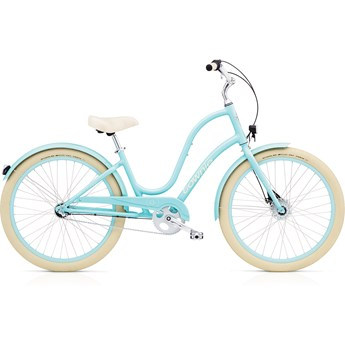 Electra Townie Balloon 3i EQ Sky Blue Dam
