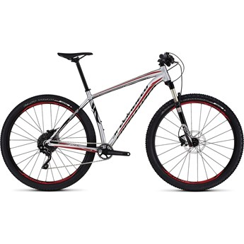 Specialized Crave Expert 29 Gloss Brushed/Black/Red