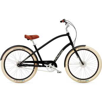 Electra Townie Balloon 8i Men's Ebony
