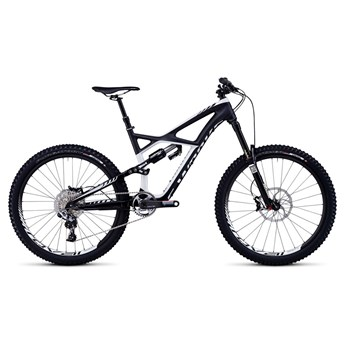 Specialized S-Works Enduro FSR Carbon Materialfärg/Vit