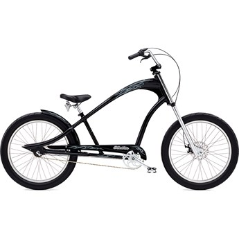 Electra Ghostrider 3i Step-Over Black 2020
