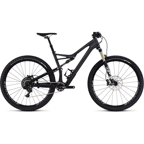 Specialized Camber FSR Elite Carbon 29 Satin Black/Charcoal 2016