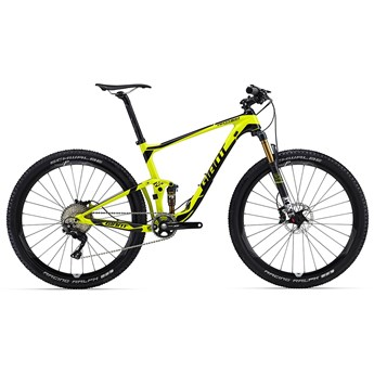 Giant Anthem Advanced 27.5 1 Yellow/Black 2016