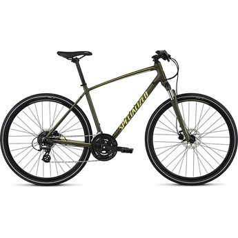 Specialized Crosstrail Disc INT Oak Green/Spruce/Powder Green 2017