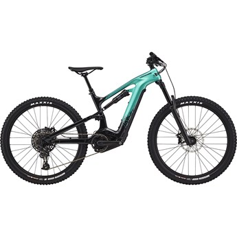 Cannondale Moterra Neo 3 Turquoise 2020
