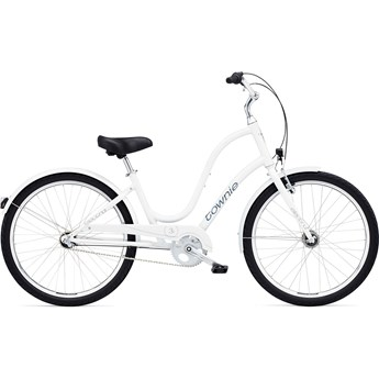 Electra Townie Original 3i EQ White Damcykel 2016