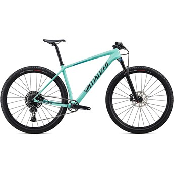 Specialized Epic Hardtail Comp Carbon 29 Gloss Mint/Tarmac Black/Aqua
