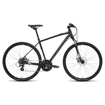 Specialized Crosstrail Disc Satin Black/Charcoal/White