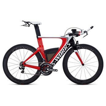 Specialized S-Works Shiv Dura-Ace Di2 Double Red/Carbon/White
