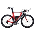 Specialized S-Works Shiv Dura-Ace Di2 Double Red/Carbon/White 2015