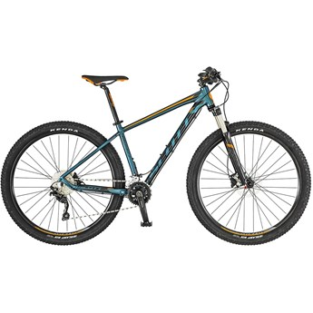 Scott Aspect 920 Cobalt Green/Orange 2019
