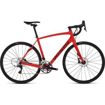 Specialized Roubaix SL4 Elite Disc Gloss Rocket Red/Black/Clean