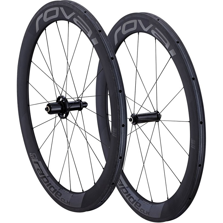 Specialized Rapide CLX 60 Wheelset Tubular Charcoal/Black