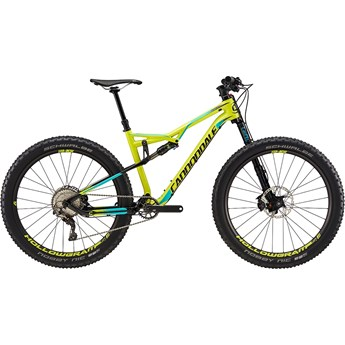 Cannondale Bad Habit Carbon 1 Neon Spring with Turquoise, Jet Black, Gloss