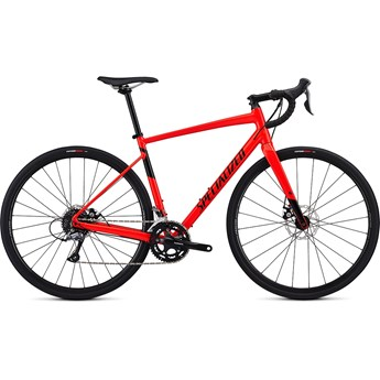 Specialized Diverge Men E5 Gloss Rocket Red/Black 2019