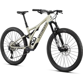 Specialized Stumpjumper Comp Gloss White Mountains/Black 2021