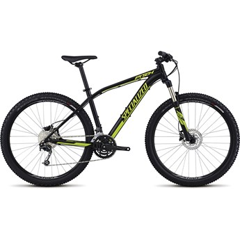 Specialized Pitch Comp 650B Satin Black/Hyper Green