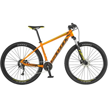 Scott Aspect 740 Orange/Yellow