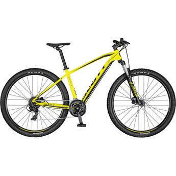 Scott Aspect 760 Yellow/Black