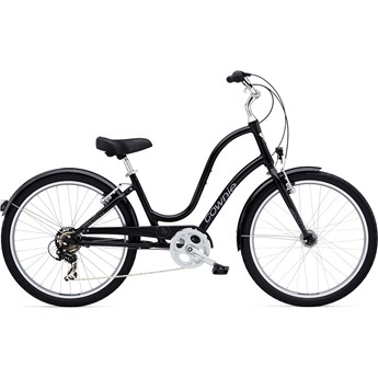 Electra Townie Original 7D EQ Black Damcykel 2016