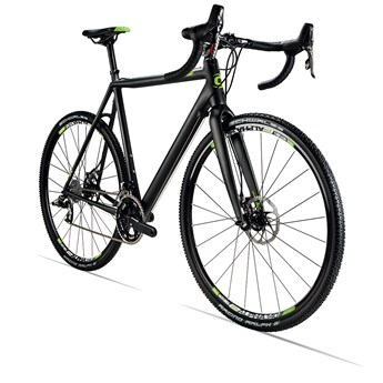 Cannondale SuperX Hi-Mod Disc Black Inc BLE